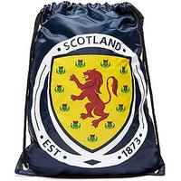 Forever Collectables Scotland FA Crest Pull String Bag - Blue - Mens