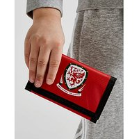 Forever Collectables Wales Crest Wallet - Red - Mens