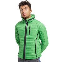 Superdry Sport Power Jacket - Lime - Mens
