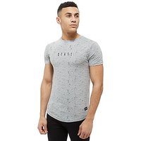 Nanny State Speckle T-Shirt - grey - Mens