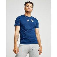 Champion Paint Logo T-Shirt - Navy - Mens