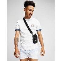 Ellesse Maso Tape T-Shirt - White - Mens
