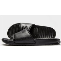 Nike Benassi Slides - Black - Mens, Black