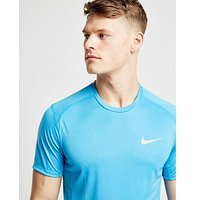 Nike Dry Miler T-Shirt - Blue - Mens