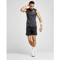 Nike Breathe Miler Sleeveless T-Shirt - Black - Mens