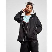 Nike Air Max Full Zip Hoodie - Black - Mens