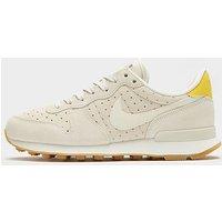 Nike Internationalist Leather Women's - Tan/Yellow - Womens