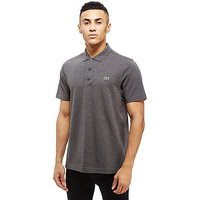 Lacoste Alligator Polo Shirt - Pitch Grey - Mens