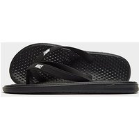 Nike Solay Flip Flops Children - Black/Grey - Kids