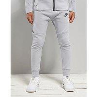 Nike Tech Fleece Pants Junior - Grey - Kids