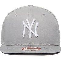 New Era MLB New York Yankees 9FIFTY Snapback Cap - Grey - Mens