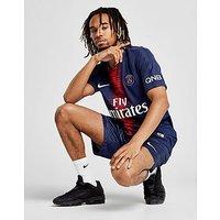 Nike Paris Saint Germain 2018/19 Home Vapor Shirt - Blue/Red - Mens
