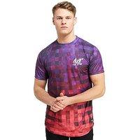 Sonneti Board T-Shirt - Purple/Red - Mens