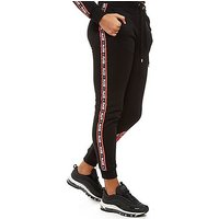 Supply & Demand Oriental Joggers - Black/Red - Womens