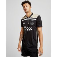 adidas Ajax 2018/19 Away Shirt - Black - Mens, Black