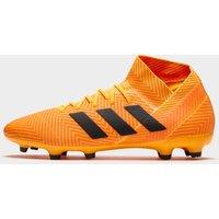 adidas Energy Mode Nemeziz 18.3 FG - Orange - Mens, Orange
