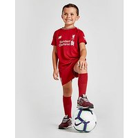 New Balance Liverpool FC 2018 Home Kit Children PRE ORDER - Red - Kids
