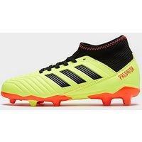 adidas Energy Mode Predator 18.3 FG Junior - Yellow/Black/Red - Kids