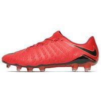 Nike Fire & Ice Hypervenom Phantom FG - Red - Mens