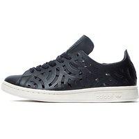adidas Originals Stan Smith Womens - Black/White - Womens