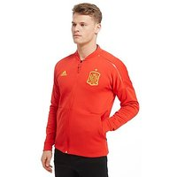 adidas Spain Z.N.E Jacket - Red/Yellow - Mens