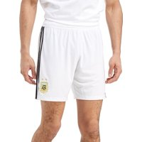 adidas Argentina 2018 Away Shorts - White - Mens, White