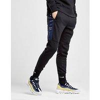 Nike Air Fleece Pants - Black/Navy - Mens