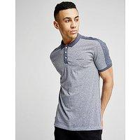 McKenzie Luna Polo Shirt - Blue/White - Mens