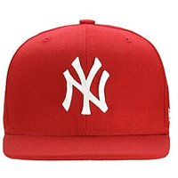 New Era MLB New York Yankees 59FIFTY Fitted Cap - Red/White - Mens