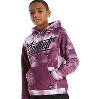 Sonneti Cloud Overhead Hoodie Junior - Purple - Kids