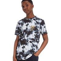Sonneti Tie-Dye T-Shirt Junior - Black/White - Kids