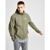 0db81ccc710 Ga voor een fresh look in deze groene tech full zip hoodie van nike. deze