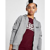 Rascal Essential Full Zip Hoodie Junior - Grey - Kids