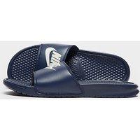 Nike Benassi Slides - Midnight Navy/Windchill - Herren, Midnight Navy/Windchill