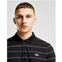 Lacoste Multi Stripe Polo Shirt - Mens