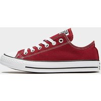 Converse All Star Ox Womens - Maroon - Womens