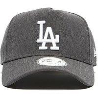 New Era MLB Los Angeles Dodger Trucker Cap - Grey - Mens