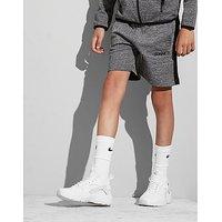 Sonneti Dupe Shorts Junior - Grey/Black - Kids
