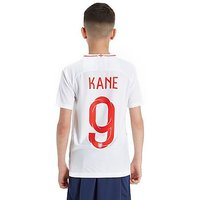 Nike England 2018 Kane #9 Home Shirt Junior - White/Red - Kids