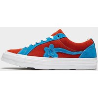 Converse x Tyler Golf Le Fleur One Star - Red/Blue - Mens