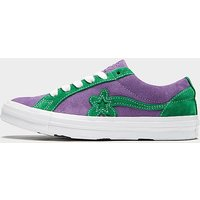 Converse x Tyler Golf Le Fleur One Star - Purple/Green - Mens