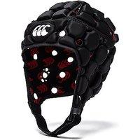 Canterbury Ventilator Headguard - Black/White/Red - Mens