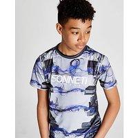 Sonneti City Link T-Shirt Junior - Grey/Blue - Kids