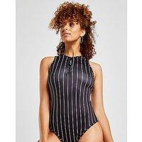 Supply & Demand Tank Bodysuit - Black/White - Womens