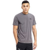 Under Armour Charged T-Shirt - Dark Grey - Mens
