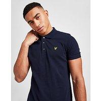 Lyle & Scott Classic Short Sleeve Polo Shirt - Navy - Mens
