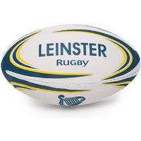 Daricia Leinster Mini Rugby Ball - White/Blue - Mens, White/Blue