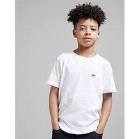 Lacoste Small Logo T-Shirt Junior - White - Kids