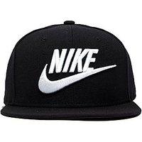 Nike Tribute True Snapback Cap - Black - Mens