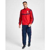 adidas Arsenal FC Woven Track Pants   Navy   Mens